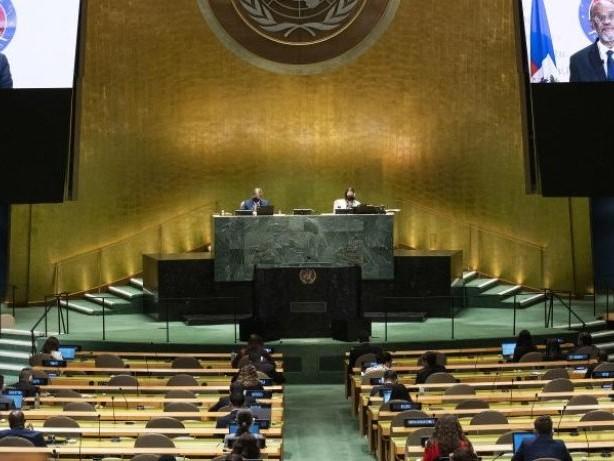 Nach UN-Woche: Sprecher von US-Außenminister mit Corona infiziert