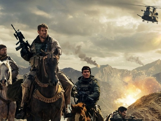 """Exklusive Clips zu """"Operation – 12 Strong"""""""