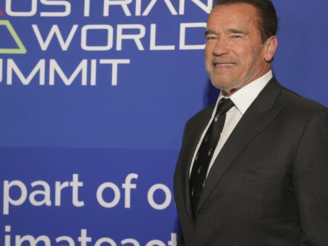 Arnies Austrian World Summit wird zur weltgrößten Klimakonferenz
