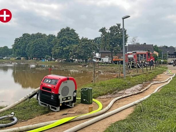 Hochwasser: Feuerwehr Schwelm: So lief Einsatz in Hochwassergebieten