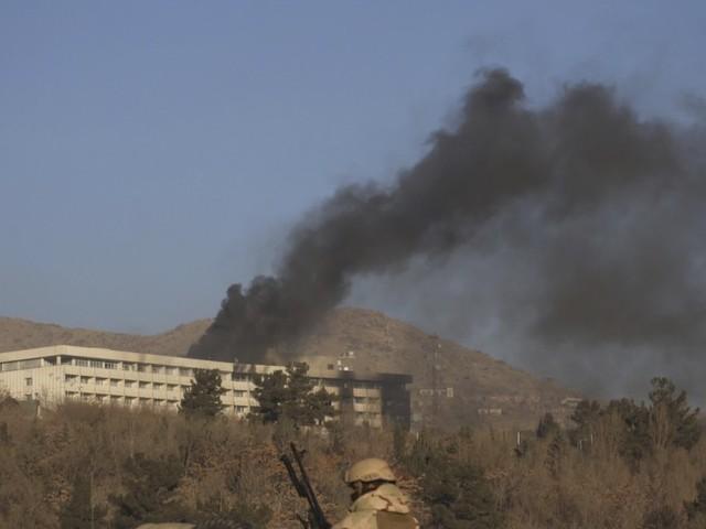 Deutsches Todesopfer bei Hotel-Anschlag in Kabul