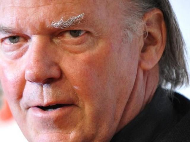 """""""Bin damit nicht einverstanden"""": Sänger Neil Young kritisiert Trump"""