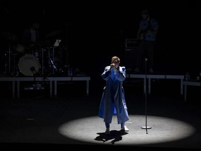 Maeckes in Stuttgart: Pop war nie woanders