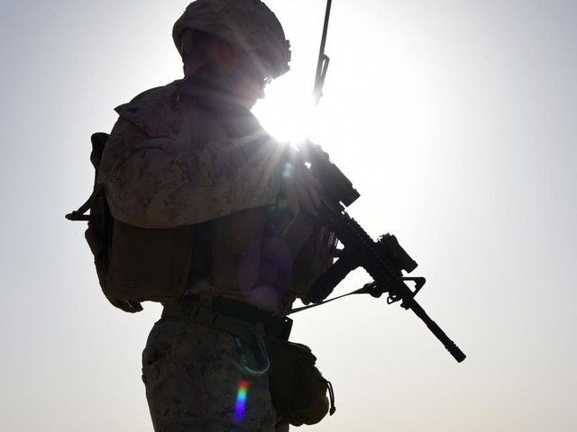 IS in Afghanistan: Gemeinsamer Feind von USA und Taliban
