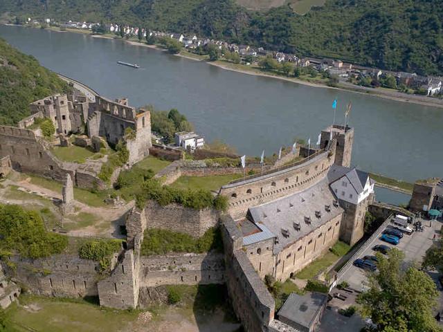 Prozess verloren: Prinz von Preußen bekommt Burg hoch über dem Rhein nicht zurück