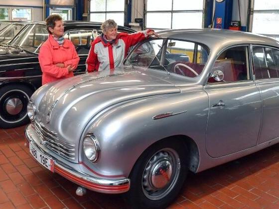 Von der Regierungskutsche zum Sammlerstück:Der Tatra