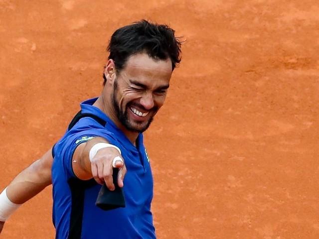 Fognini schrieb Sportgeschichte, Nadal peilt einen Rekord an