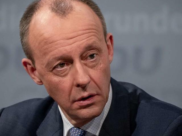 Nach Schlappe um Vorsitz: FriedrichMerzwill für die CDU zurück in den Bundestag