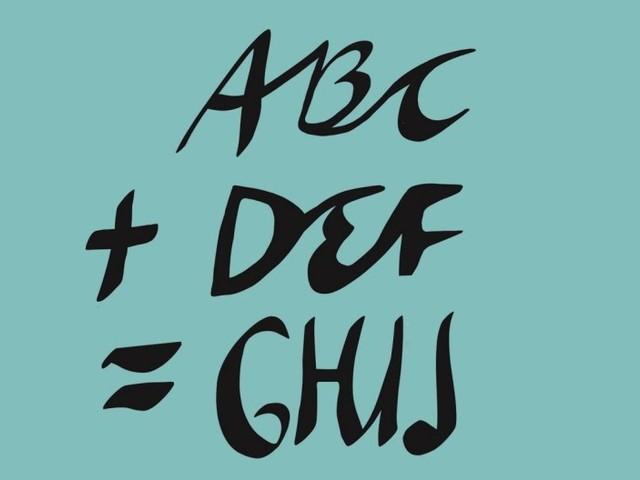 Können Sie die Buchstaben durch Ziffern ersetzen?
