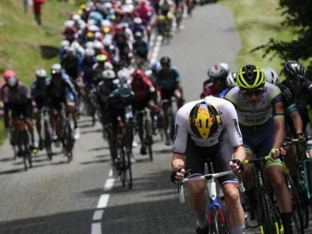 Österreicher Konrad siegt auf zweite Pyrenäen-Etappe