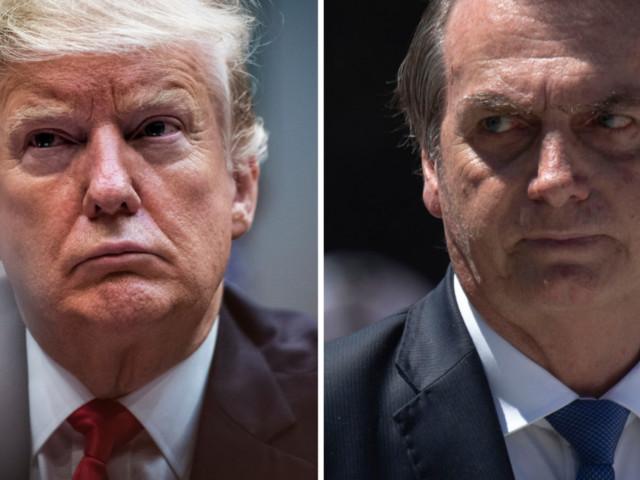 Experten erklären, warum Bolsonaro gefährlicher als Trump ist