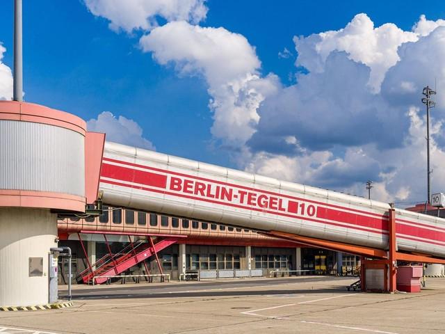 Lost Places in Berlin: Geisterflughafen: So sieht der stillgelegte Airport Berlin-Tegel heute aus
