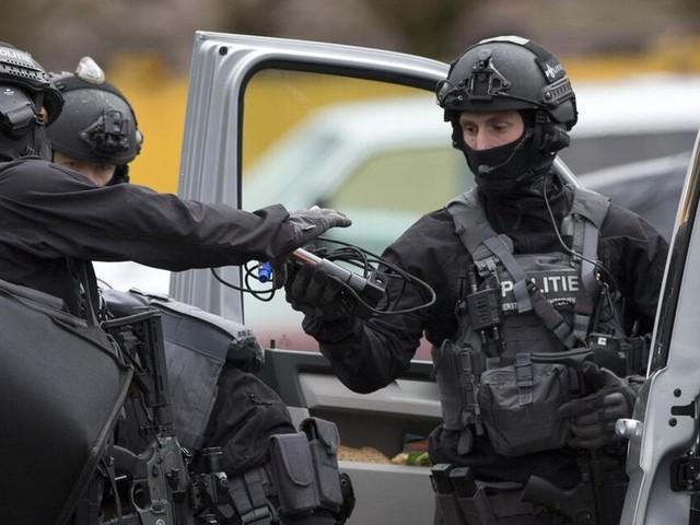 Verdächtiger von Utrecht gefasst