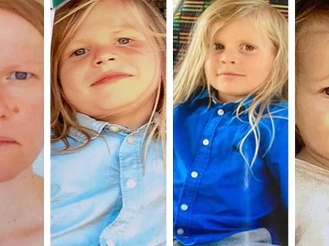 Polizei fahndet - Vater findet toten Sohn - Mutter flüchtet mit drei anderen Kindern