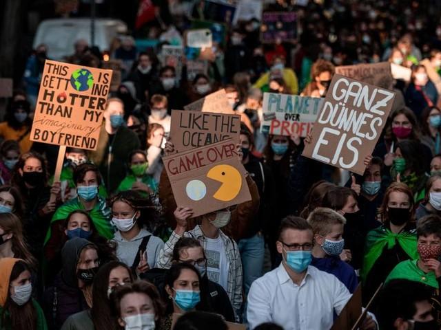 Nach Corona-bedingter Pause: Fridays for Future startet wieder mit regelmäßigen Klimastreiks
