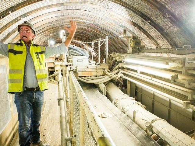 Brenner Basistunnel: So geht das Mammutprojekt voran