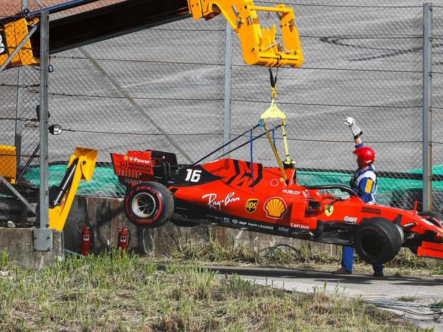 Formel 1 in Brasilien: Debakel für Sebastian Vettel und Ferrari – Verstappen gewinnt wildes Rennen