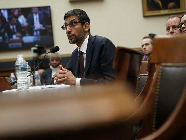 Google-Befragung vor dem US-Kongress: Meintest du: Apple?
