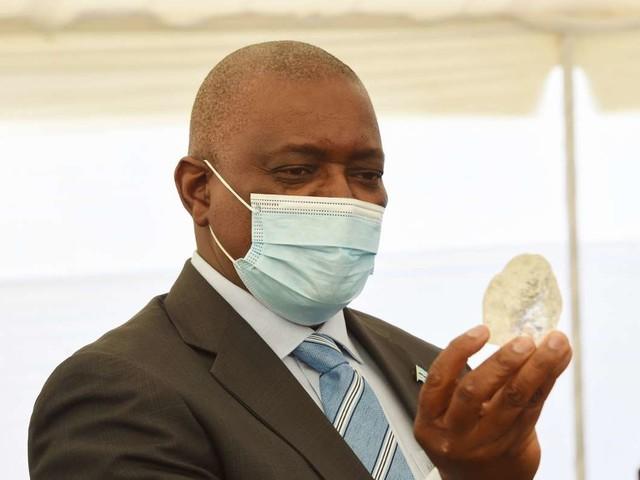 Rekordfund macht Schlagzeilen: Riesendiamant in Botsuana entdeckt