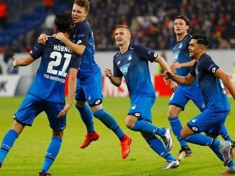 3:1 gegen Basaksehir: Hoffenheim rettet die Ehre der Bundesliga