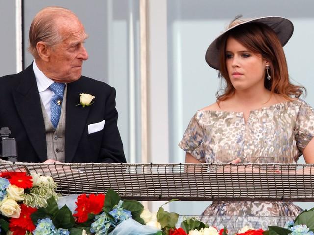 Prinz Philip (†): Prinzessin Eugenie teilt bewegenden Brief an Prinz Philip (†)