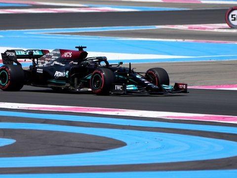 Formel 1: Bottas Schnellster beim Training - Hamilton vor Verstappen