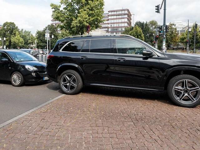 Daimler bekommt zweifelhafte Auszeichnung für seinen SUV Mercedes GLS