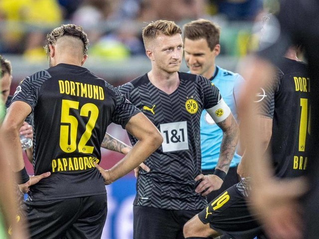 "Bundesliga: ""Große Ziele"": BVB-Kapitän Reus nimmt Bayern ins Visier"