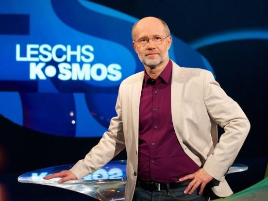 """""""Leschs Kosmos"""" bei ZDF nochmal sehen: Wiederholung des Wissenschaftsmagazins im TV und online"""