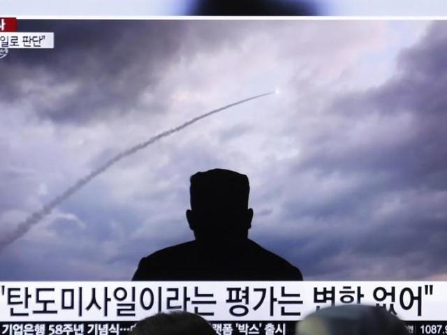 Nordkorea testet erneut neues Raketensystem