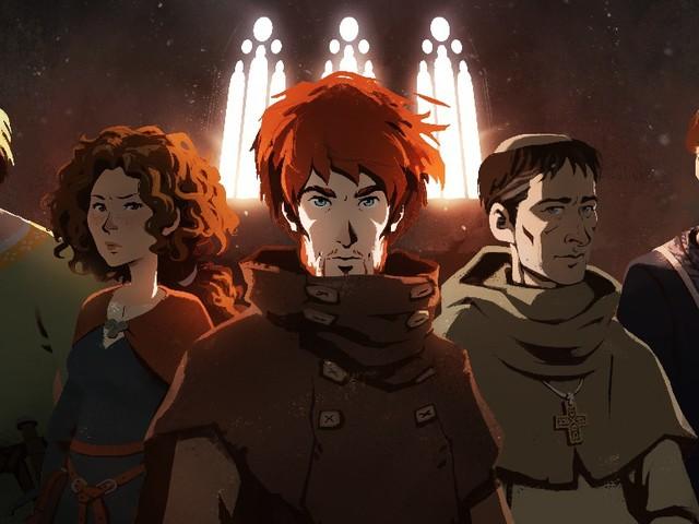 """Die Säulen der Erde: Zweite, brutalere Episode """"Wer den Wind sät"""" erscheint heute auf Steam"""