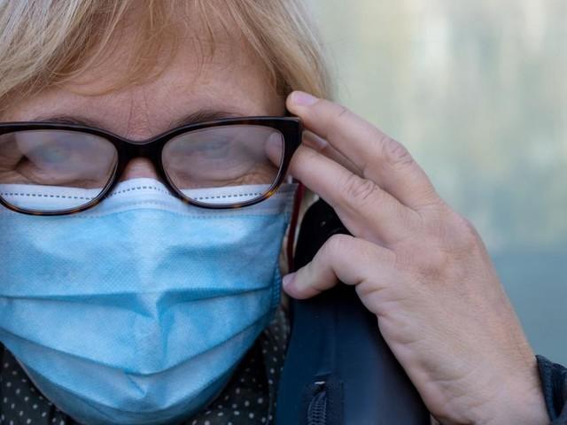 Vernebelt: So bewahren Sie trotz Maske im Winter den Durchblick