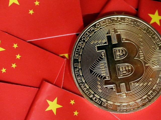 Chinas Kryptowerte nach Pekings Verbot auf Talfahrt