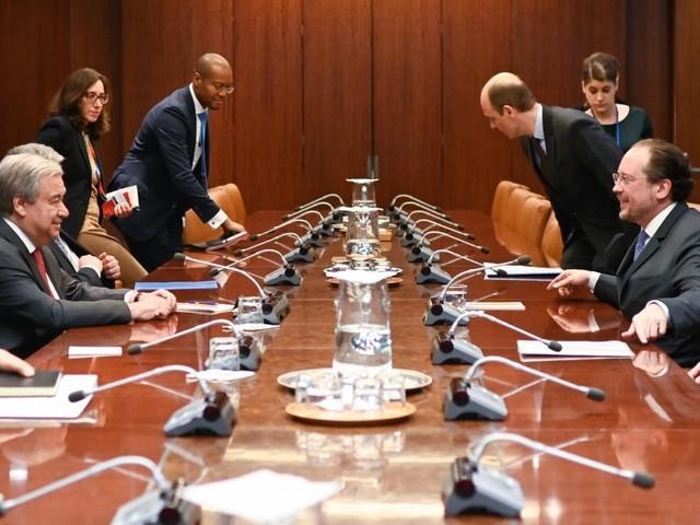 Schallenberg in USA - Wien steht Washington teils klar zur Seite