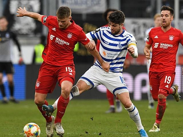 3. Liga: FC Bayern II gegen den MSV Duisburg heute im Liveticker
