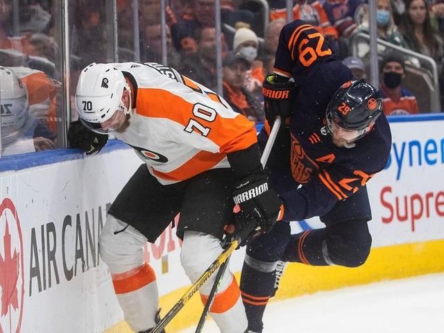 Erste Saisonniederlage für Draisaitls Oilers in der NHL