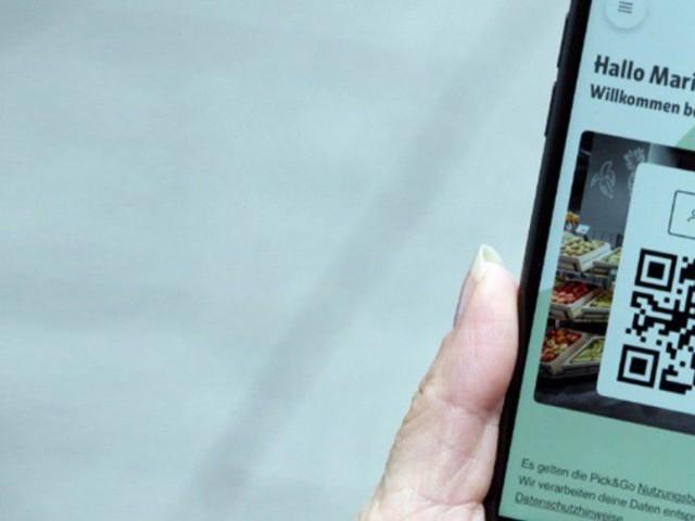Rewe: Supermarkt der Zukunft ohne Kassen