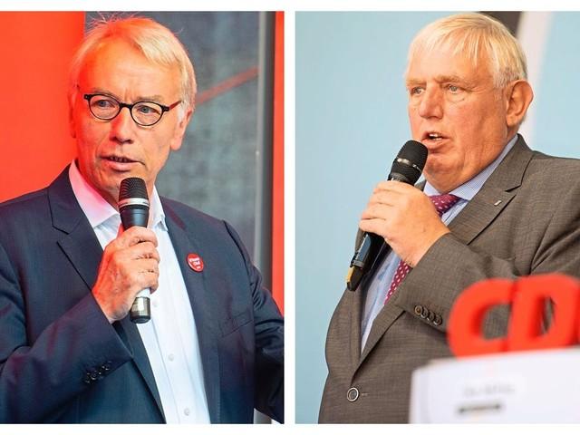 CDU und SPD zwischen Frust und Freude