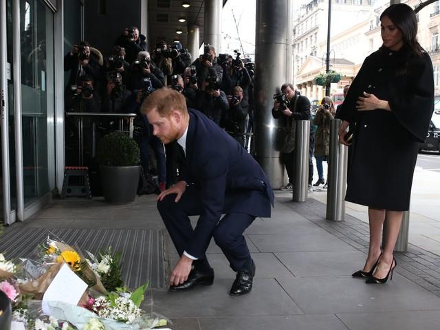 Harry und Meghan gedenken Opfern des Christchurch-Attentats