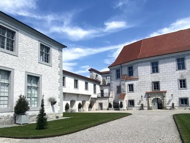 Schloss Viehofen in St. Pölten: Von der Ruine zum Traumschloss