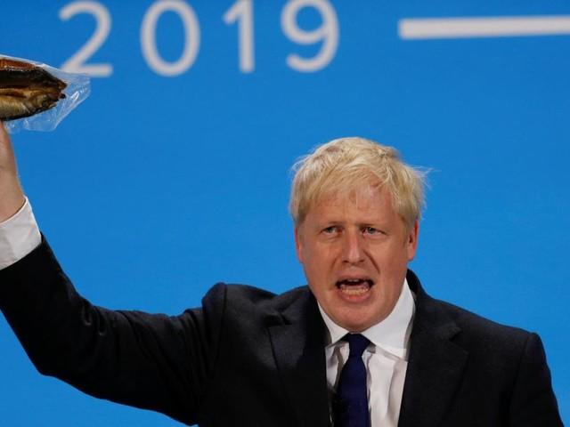 Brexit-Boris will es Brüssel zeigen