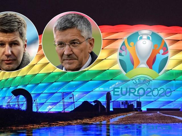 Solidarität, Protest: Profifußball zeigt sich in Regenbogen-Debatte geschlossen