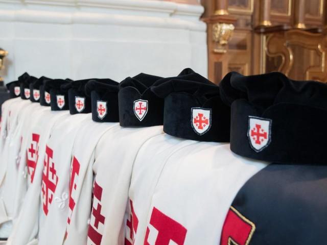 Wofür die katholische Kirche Ritter braucht
