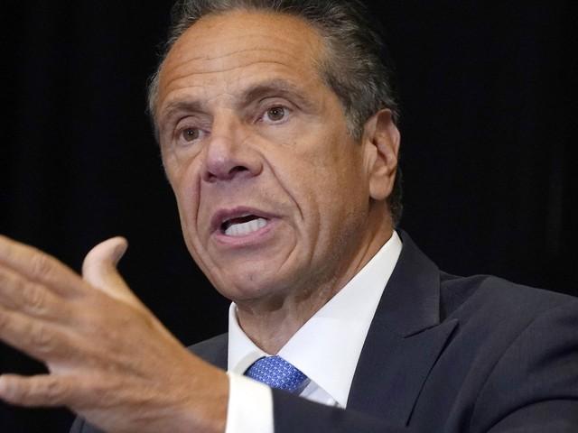 New Yorker Gouverneur Andrew Cuomo tritt nach Belästigungsvorwürfen zurück