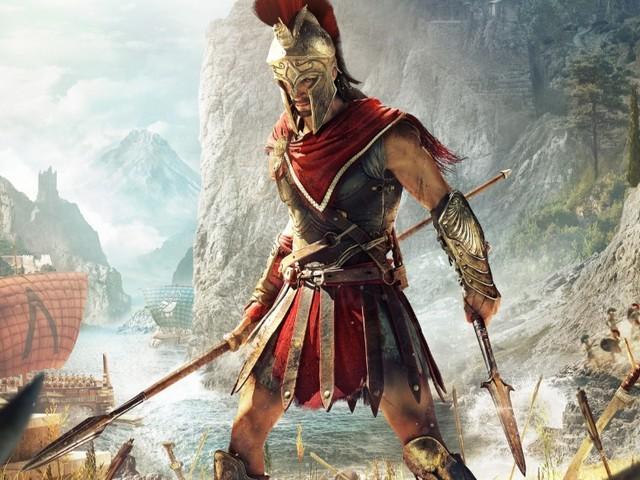 Assassin's Creed Odyssey: Neue Questreihen im November; Stufenbegrenzung wird angehoben
