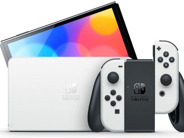 Nintendo Switch OLED: Hands-on mit dem längst überfälligen Update
