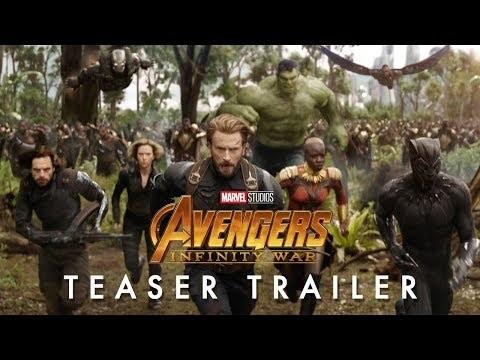 """""""Avengers: Infinity War"""": Erster Teaser Trailer erschienen"""