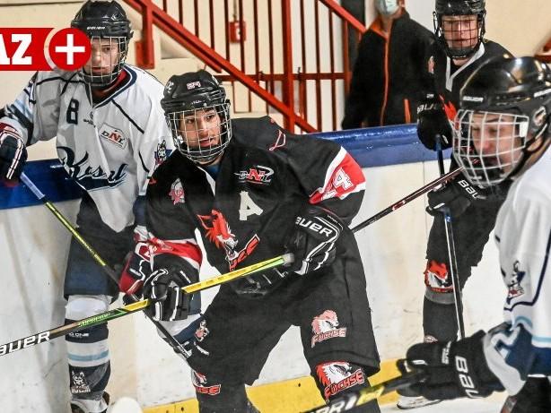 Eishockey: Duisburger Jungfüchse läuten die Eiszeit im Sommer ein