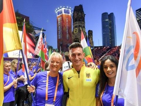 Leichtathletik: Leichtathletik-EM in Berlin eröffnet