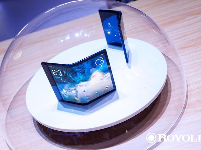 Faltbare Smartphones: Nicht mehr als eine Brückentechnologie